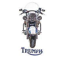 Triumph Thunderbird LT Photographic Print