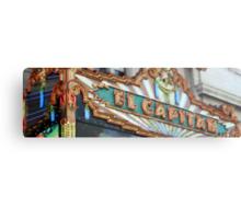 El Capitan 0822 Canvas Print