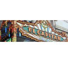 El Capitan 0822 Photographic Print