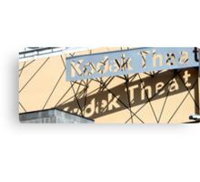 Kodak Theater 0823 Canvas Print