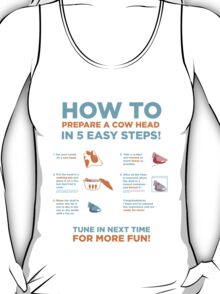 HOW TO T-Shirt