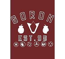Goron Since Photographic Print
