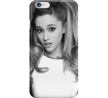 Ariana grande keep smile iPhone Case/Skin