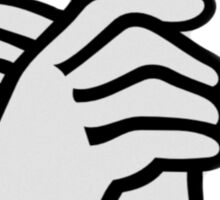 Self Five Sticker