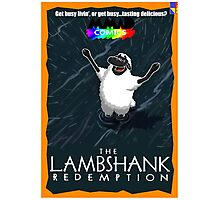 The Lambshank Redemption Photographic Print