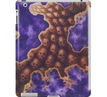 Spiraling skulls  iPad Case/Skin