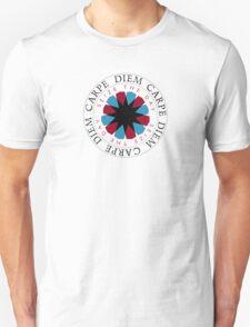 Carpe Diem Slogan Unisex T-Shirt