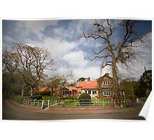 The Village Shop, Colston Bassett, Nottinghamshire UK Poster