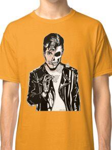 Alex Turner Skull Art Classic T-Shirt