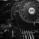 Baldwin Locomotive #25 by rrushton