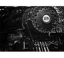 Baldwin Locomotive #25 Photographic Print