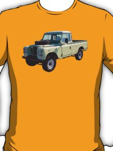 1971 Land Rover Pick up Truck T-Shirt