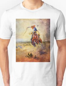 A Bad Hoss cowboy T-Shirt