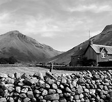 Wasdale Head, Cumbria by Mark Lancaster