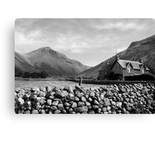 Wasdale Head, Cumbria Canvas Print