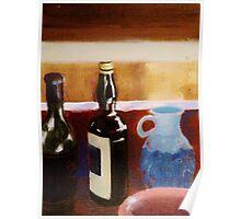 Bottles Poster