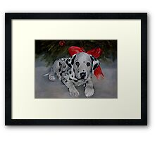 All I Want For Christmas Is You Framed Print