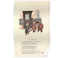 LIttle Ann and Other Poems by Jane and Ann Taylor art Kate Greenaway 1883 0062 The Holidays Poster