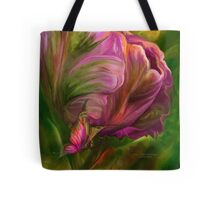 Tulips - Colors Of Paradise 5 Tote Bag