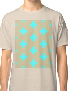Plus Sign Classic T-Shirt