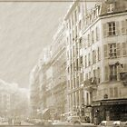 Avenue  Parisienne by leystan