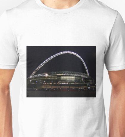 Wembley Stadium, London, England Unisex T-Shirt