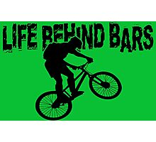 LIFE BEHINDS BARS Photographic Print