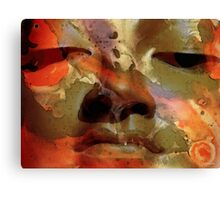 Peace Buddha - Spiritual Art Canvas Print
