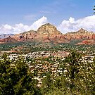 Sedona, Arizona by Paul Gitto