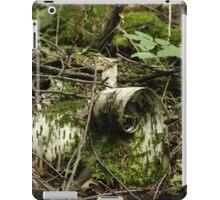 Curling Bark iPad Case/Skin