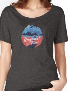 Visit Wayward Pines Women's Relaxed Fit T-Shirt