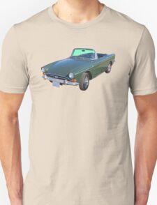 Alpine 5 Sports Car T-Shirt