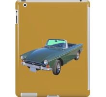 Alpine 5 Sports Car iPad Case/Skin