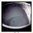 My coffee by Richard Pitman