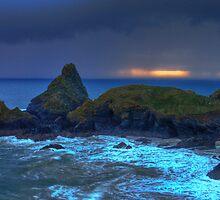 Kynance Cove by Bob Culshaw