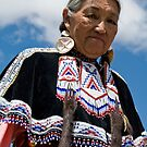 At the Gathering of Nations  by Mitchell Tillison