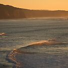 Point Addis wakes by Paul Moore