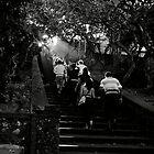 The Climb - Bali by Joel  Staples