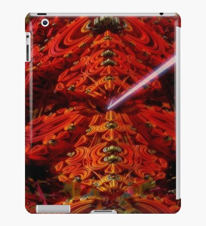 Death Ray Of Alpha 214 iPad Case/Skin