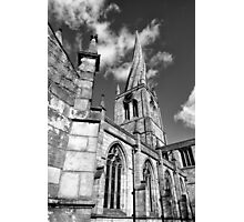 The Crooked Spire - Chesterfield Photographic Print