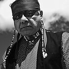 At the Gathering of Nations Powwow II by Mitchell Tillison