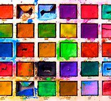 Brilliant Paintbox by friendlydragon