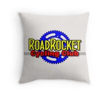 RoadRocket C.C. Lite Throw Pillow