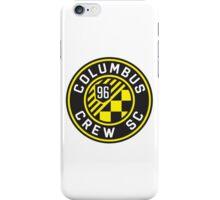 columbus crew sc iPhone Case/Skin
