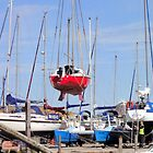 All Hands on Deck, [Rhyl Habour] by Rayworsnop