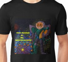 Chief Narsingh as the Universe protector Unisex T-Shirt