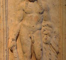 Ancient Male Torso Sticker
