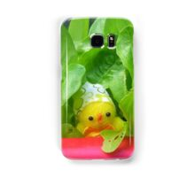 Chick with Herbs Samsung Galaxy Case/Skin