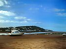 Appledore From Instow - (South West England) by Simon Groves