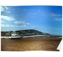 Appledore From Instow - (South West England) Poster